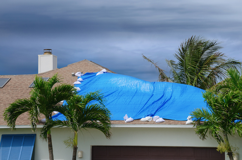 Residential Insurance Restorations After Storms Damage Homes