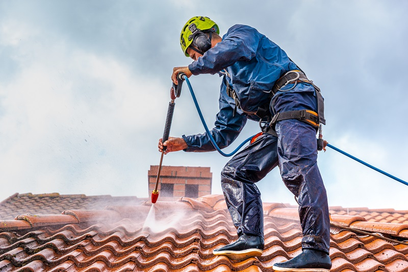 4 Reasons Why Roof Cleaning Is Important